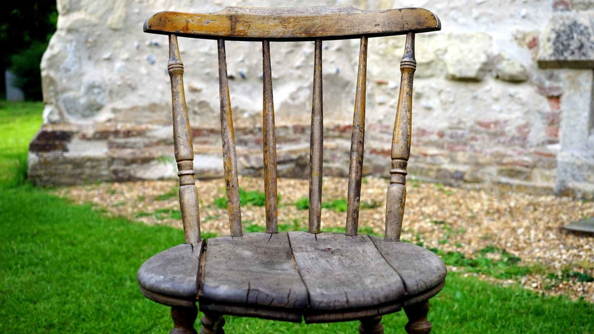 Restore An Old Chair