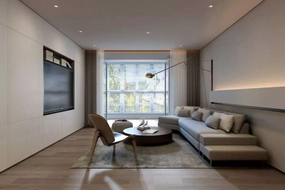 客廳牆櫃, 增加客廳的收納空間