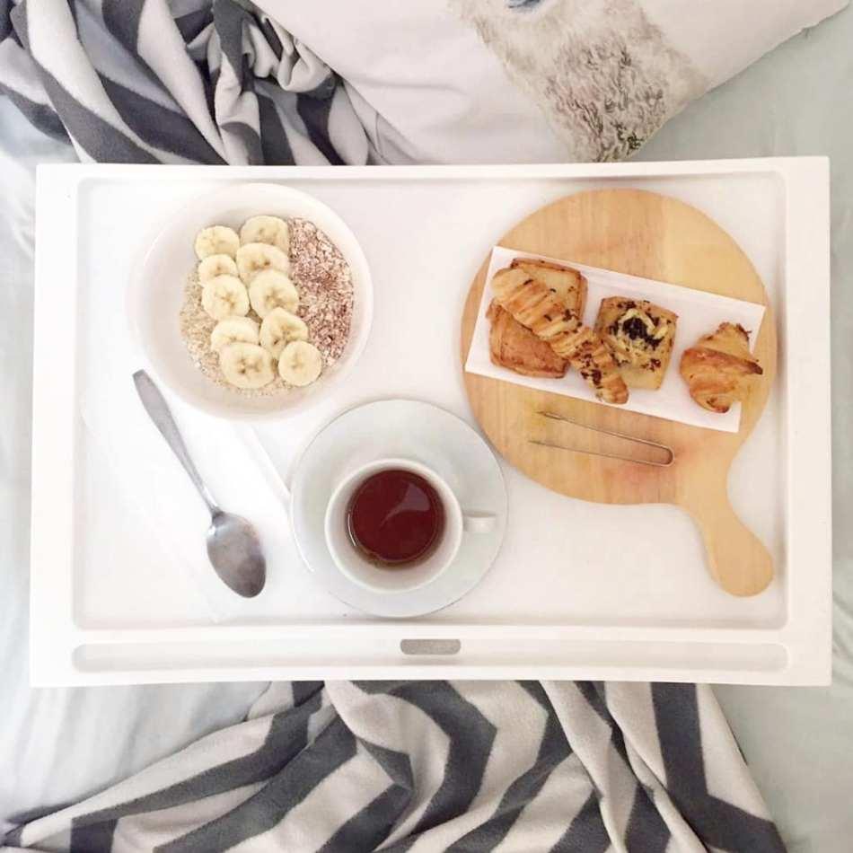 Homemade Breakfast  一樣可以是Home Staycation