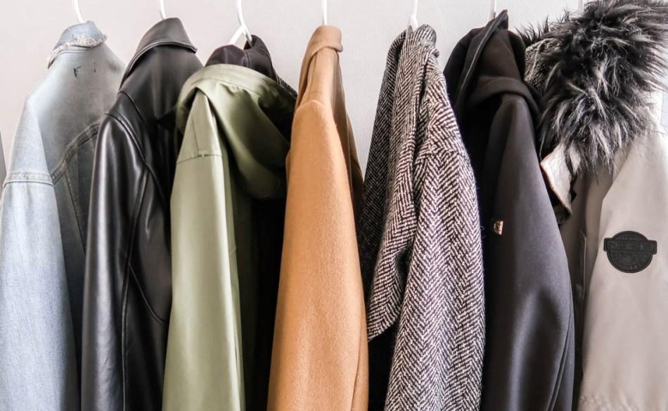加強家居的衛生清潔意諙, 冬季收納 的衣櫃要增加空間感