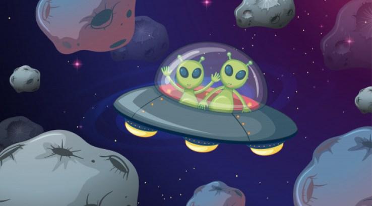 想打開隨意門就能在太空漫遊