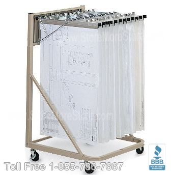 Drafting  Architectural Large Document Storage Solutions