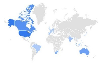 min wallet google trending product per region