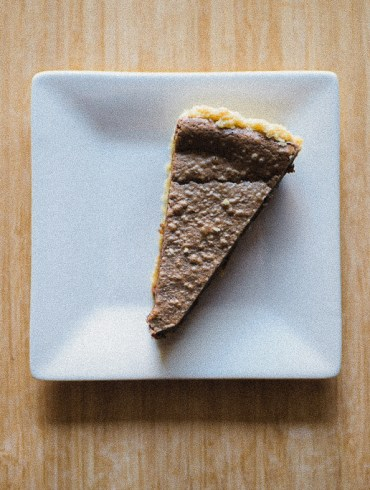 chocolate-hazelnut-pie