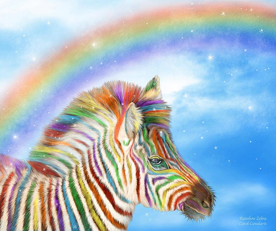 rainbow-zebra-carol-cavalaris