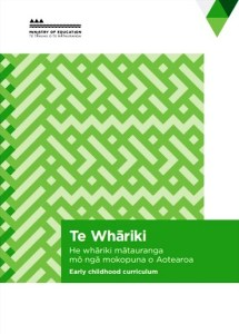 Te Whariki revised edition