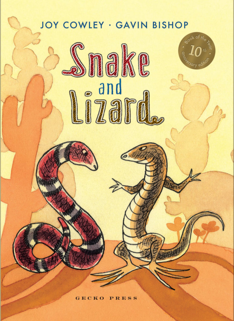 Snake and Lizard Joy Cowley Gavin Bishop