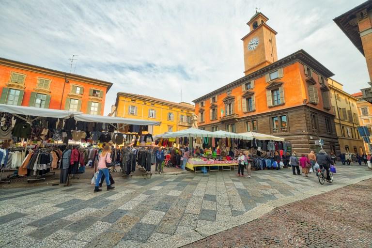 reggio emilia market