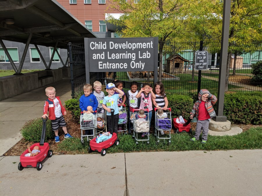Central Michigan University Child Development and Learning Lab