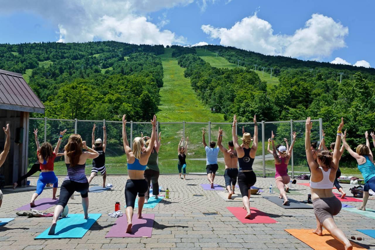 mid mountain yoga