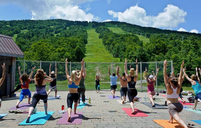 mid mountain yoga