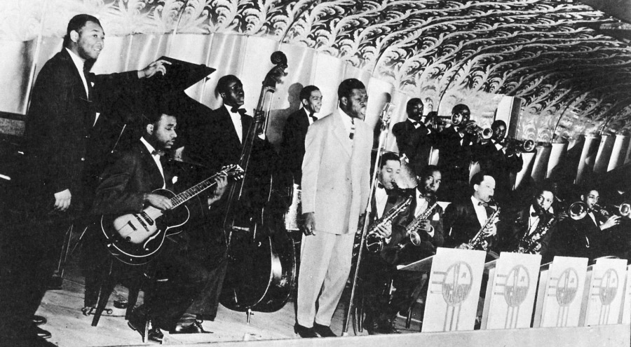 Jay McShann and Orchestra