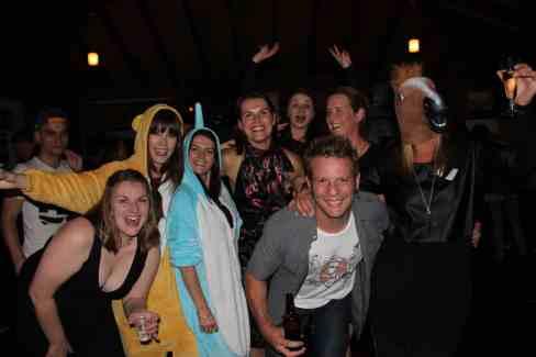 Stray Party Crew