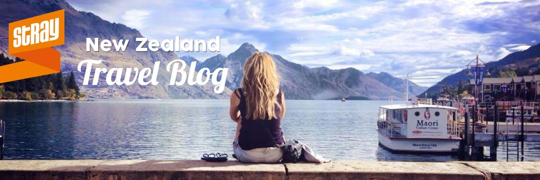 Stray New Zealand Travel Blog header