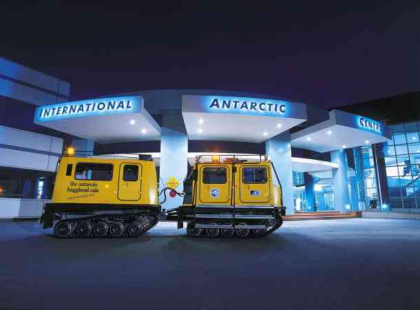 Christchurch International Antarctic Centre