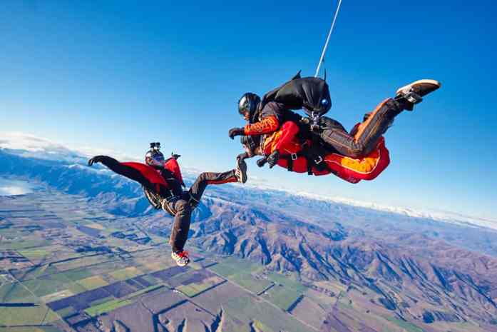 The 7 Best Places To Skydive In Nz Stray S Travel Blog