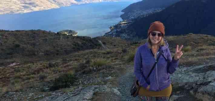Laura Nalin - Willful and Wildhearted - Lake Wanaka, New Zealand