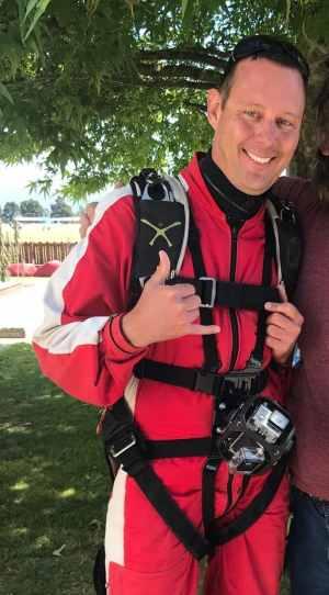 Skydive Abel Tasman - Google Street View team 2