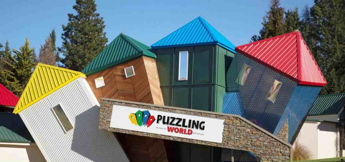 Puzzling World - Tumbling Towers 2018