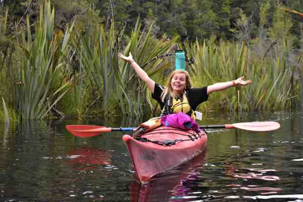 Glacier Country Kayaks-Conservation Oriented