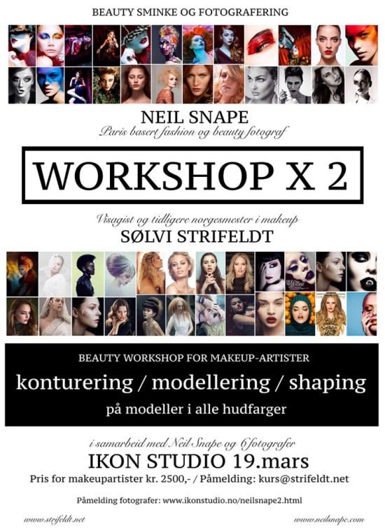 workshop Neil Snape Solvi Strifeldt
