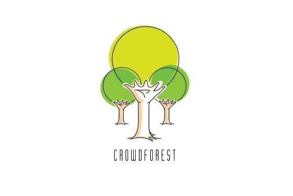 crowd forest logo