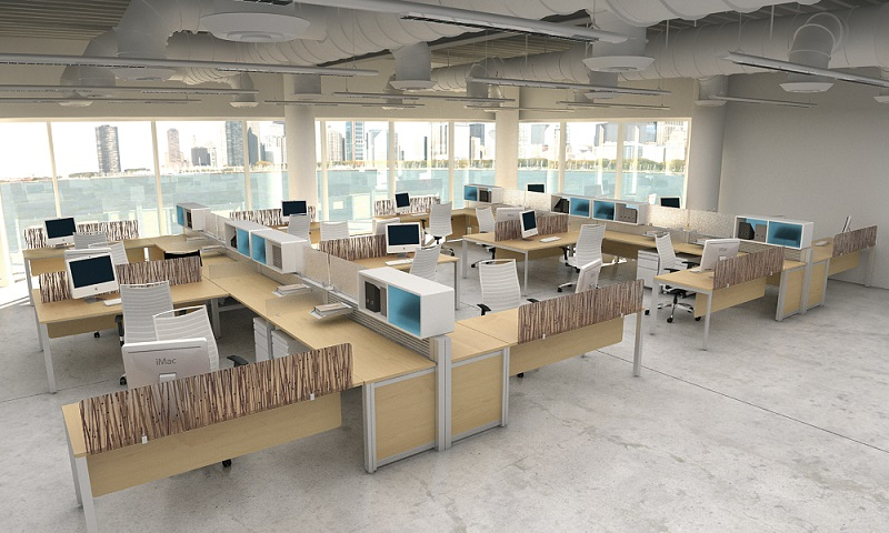 Creative Office Layouts