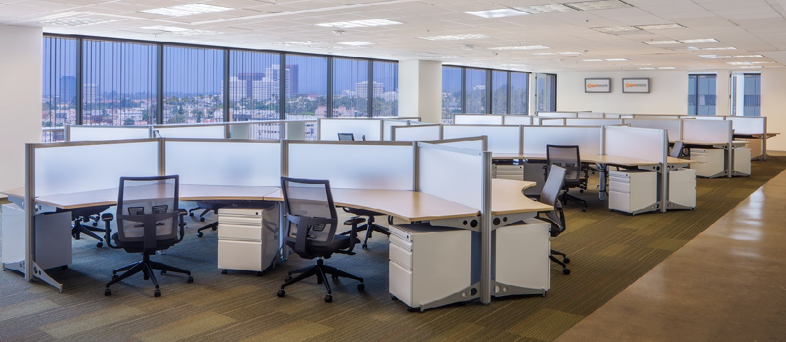 Office Layout Transitions Going from Traditional to