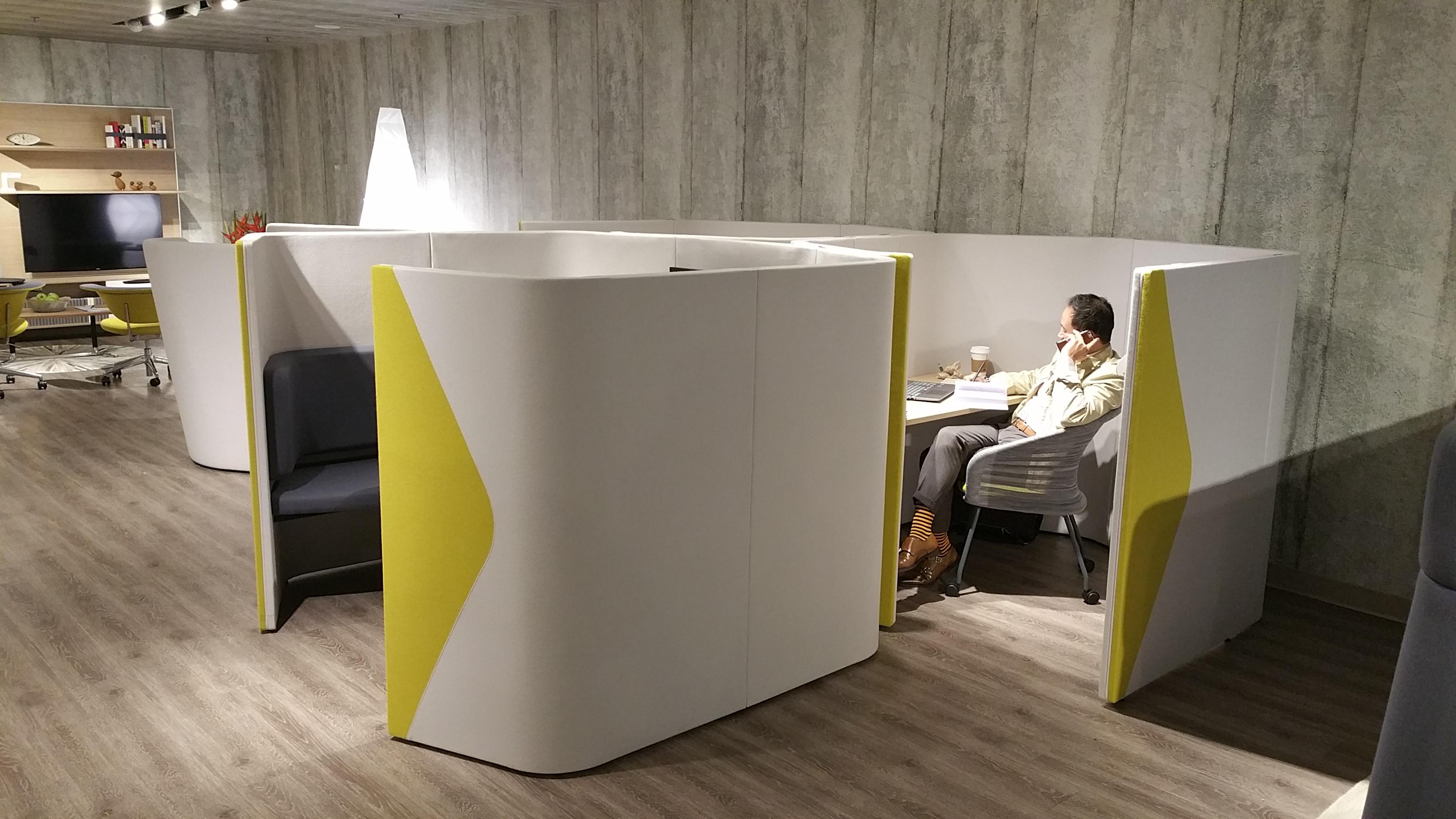 ActivityBased Working 101  Modern Office Furniture