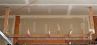 DIY: How to Build Suspended Garage Storage Shelves ...