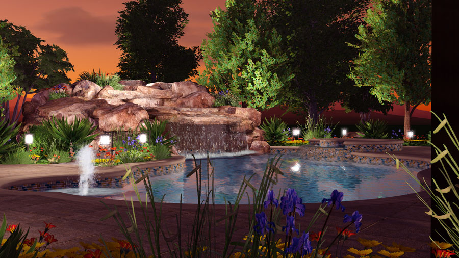 planting pool