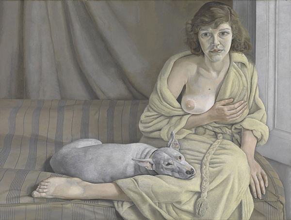 Lucian Freud, Breakfast with Lucian Book review, Stuart Bush Studio Blog