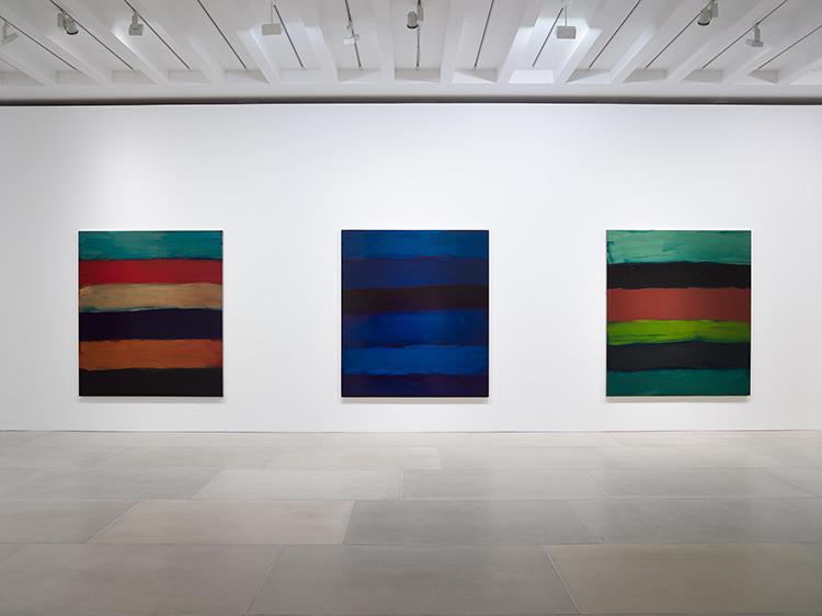Stuart Bush Studio Blog, Sean Scully