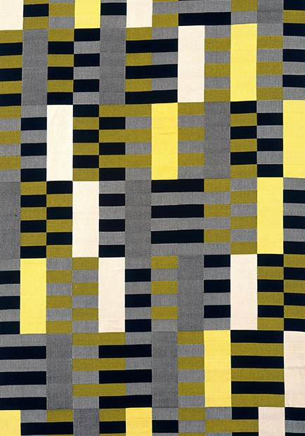 Stuart Bush Studio notes, Anni Albers review