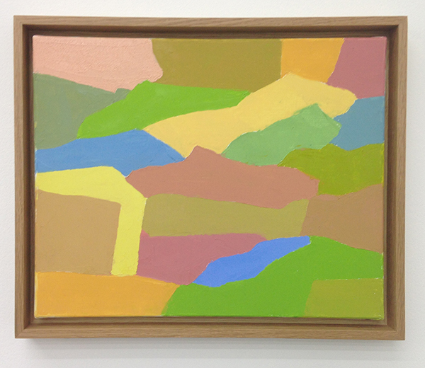 Stuart Bush Studio Blog, Etel Adnan