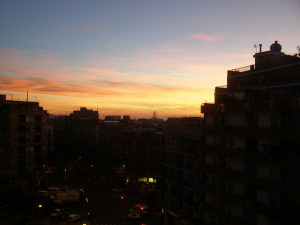 sunrise-over-barcelona