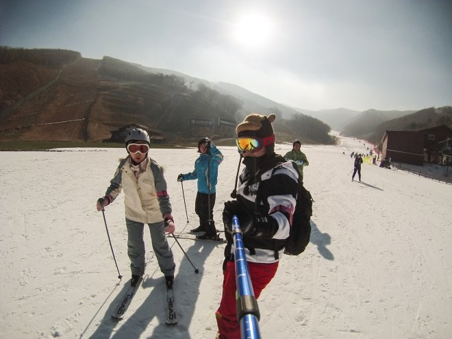 At High 1 Ski Resort