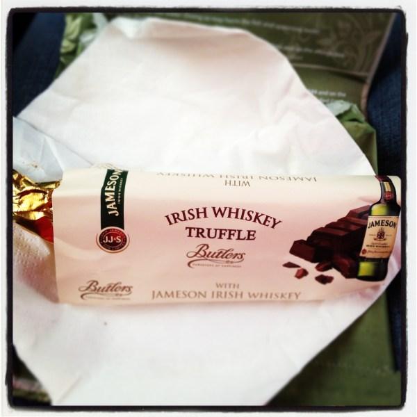 Jameson's Chocolate Truffle bar
