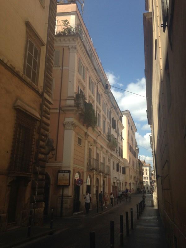 Roman Street, Rome, Italy- Woodward- photo 1
