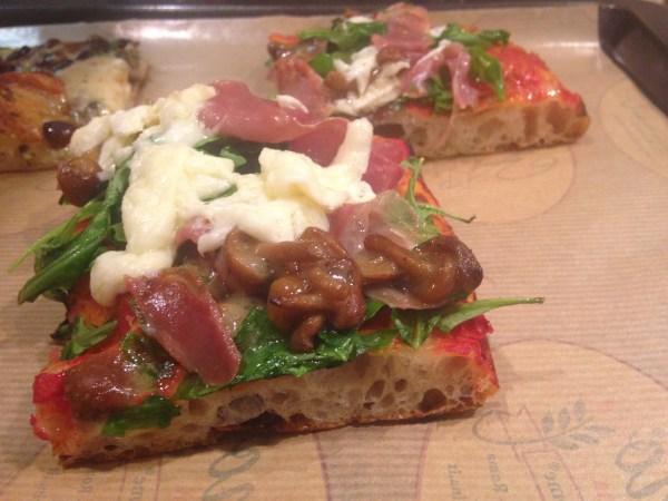 Grano Pizza, Rome, Italy, Woodward- photo 2