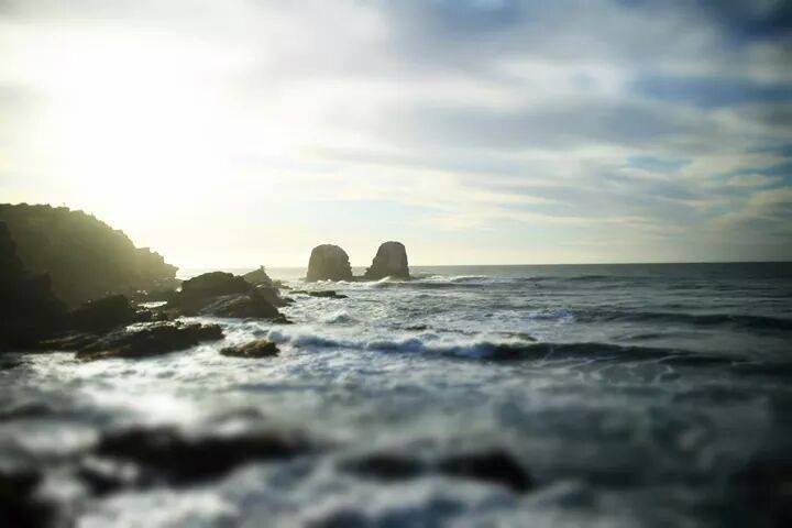 Punta de Lobos, Pichilemu, Chile, Hair- photo 4