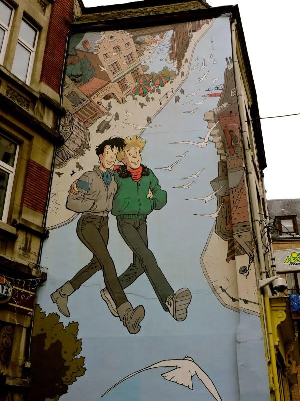Brousaiile, Brussels, Belgium, Westberg - Photo 2