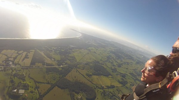 Skydive Byron Bay, Australia Russo Photo 2