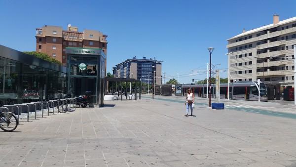 Front of San Bernardo, Seville, Spain, Sariol-Clough - Photo 2