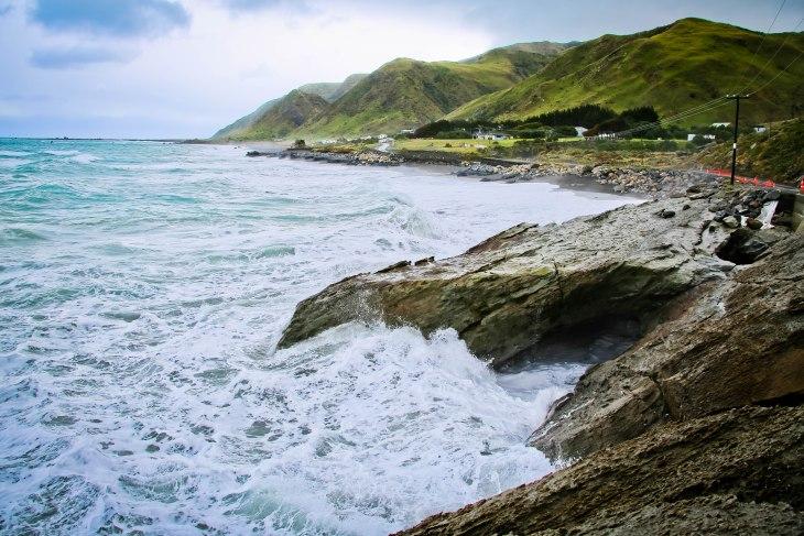 Cape Palliser, New Zealand