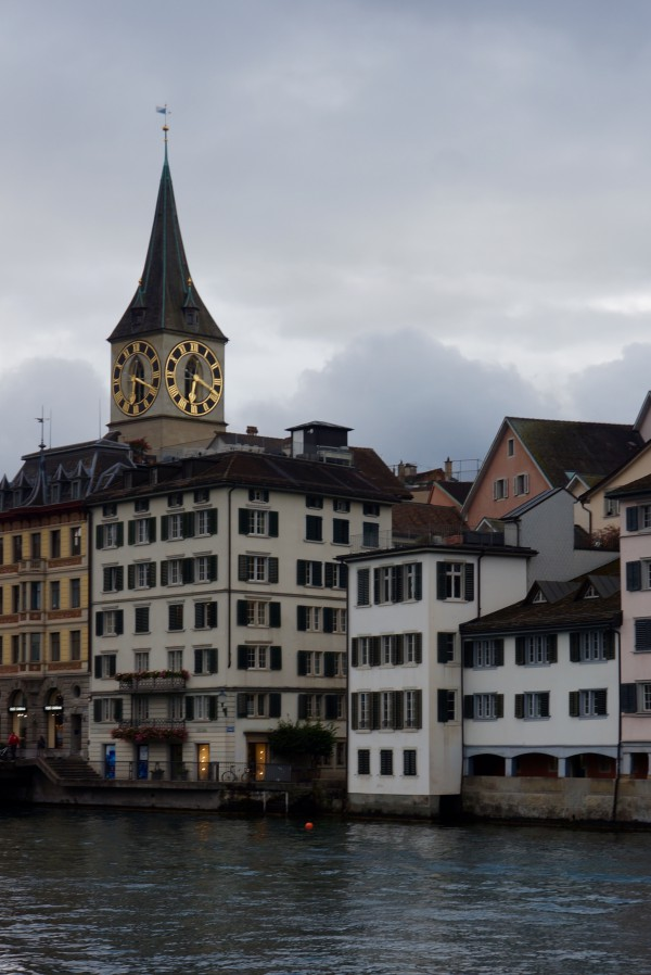Clock Face, Zurich, Switzerland - NELSON - Photo 2