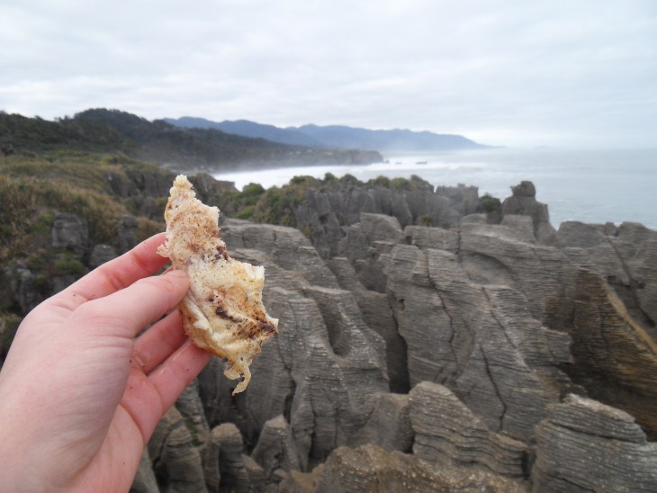 Pancake Rocks, New Zealand. ISA Student Blog: https://blog.studiesabroad.com/