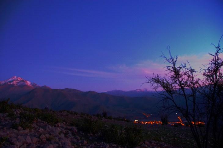 Purple Twilight