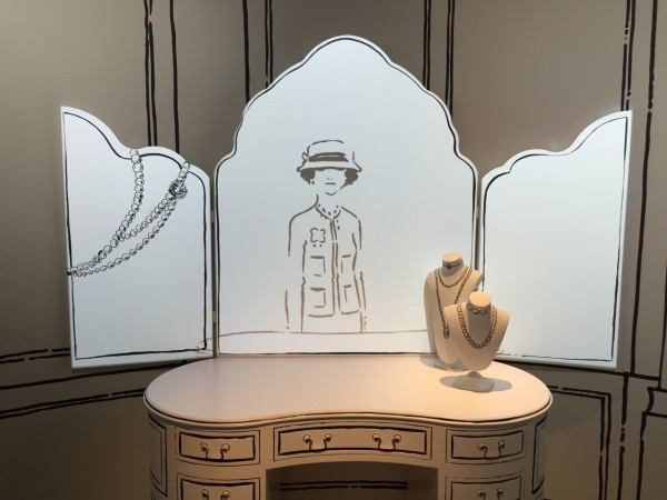 Chanel Exhibition, London, UK, Dowd 2