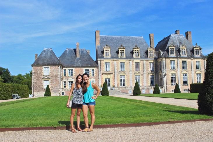 Chateau de La Ferte saint Aubin, Orleans, France, Morfe- Photo 6
